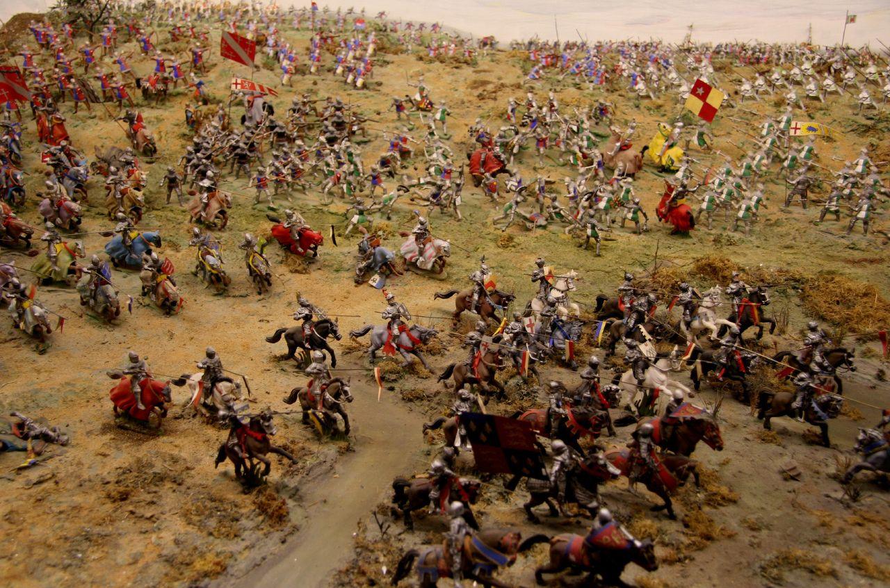 Bosworthská bitka. Foto: The History Blog