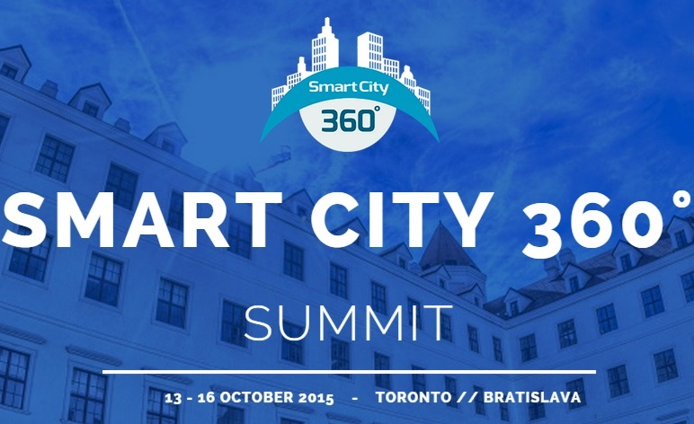 Smart City 360 Bratislava - Toronto
