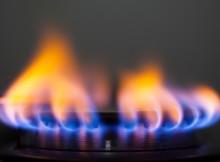Plynové kúrenie