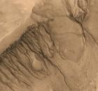 Rokliny na Marse