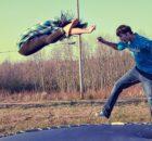 Trampolína ako šport