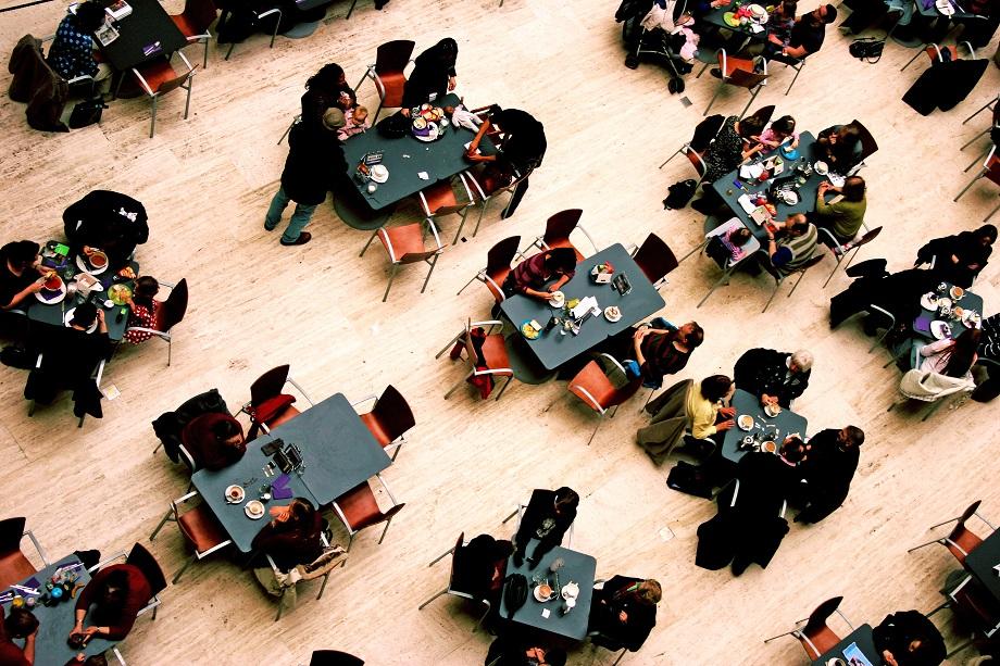 Jedáleň