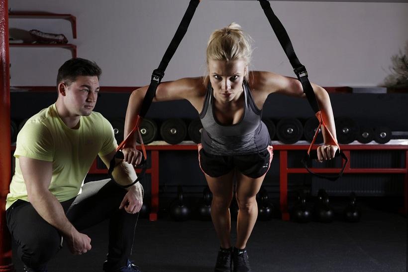 Domáca telocvičňa