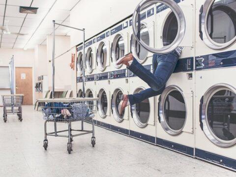 Práčky a pranie